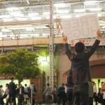 山手線ぐるりフリーハグの冒険 vol.10 新橋駅